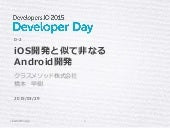DeveloperIO2015_SessionD2