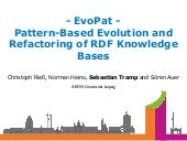 EvoPat - Pattern-Based Evolution an...