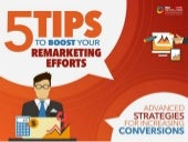 5 Tips to Boost Your Remarketing Efforts: Advanced Strategies for Increasing Conversions