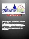 Adventure-Trekking places around Bangalore