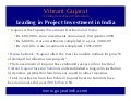 Gujarat Leading In Project Investment
