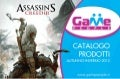 Catalogo GamePeople 2012