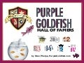 Purple Goldfish Hall of Famers