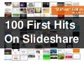 Startups - 100 First Search Hits on Slideshare November 2013