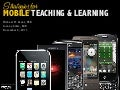 Strategies for Mobile Teaching & Learning