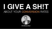 How To Create High-Converting Landing Pages With Conversion Centered Design [Hero Conference 2014]