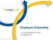 Is Onboarding beneficial for all companies?
