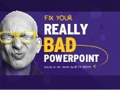 Fix Your Bad Presentation: Tips From Seth Godin