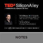 Welcome to TEDxSiliconAlley