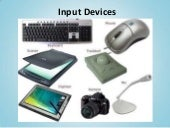 Slides input devices