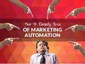 The 7 Deadly Sins Of Marketing Auto...