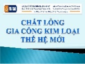 [Slide]vinacas   chat long gia cong...