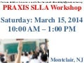PRAXIS SLLA WORKSHOP
