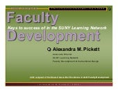SLN faculty development program