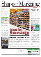 Shopper Marketing magazine - June \...
