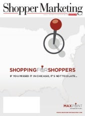 Shopper Marketing Magazine Nov \'12