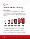 The State of Mobile Adversating Q2 2012 (Opera software) -JUL12