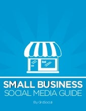 Small business social media guide