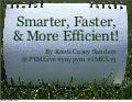Smarter, faster & more efficient!