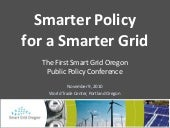 Smart Grid  Oregon Policy Conferenc...
