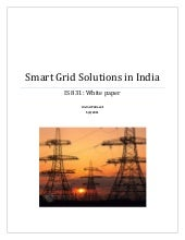 Smart Grid Solutions in India - Arv...
