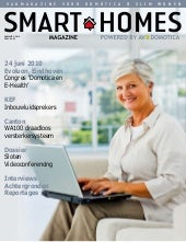 Smart Homes Magazine - Mei 2010