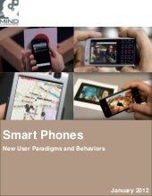Smart Phones New User Paradigms and...