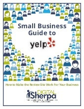 Small Business Owners Guide to Yelp