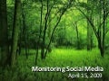Social Media Monitoring - Mile High Social Media Club Presentation