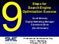 9 Steps to Search Engine Optimization (SEO) Success