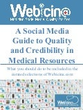 Medical Social Media Guide to Webicina.com