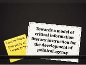 Smith - Towards a model of critical...