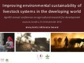 Improving environmental sustainabil...