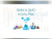 Smm & smo activity plan 2011