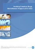 Smoking cessation drugs world market prospects 2013 2023
