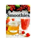 Smoothies for Weight Loss - Low Car...