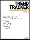 Snacking Trend Tracker March 2011