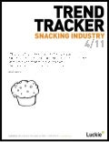 Snacking Trend Tracker April 2011
