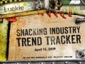 Snacking Trend Tracker Newsletter April 2009
