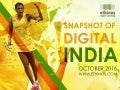 Snapshot of Digital India - October 2016