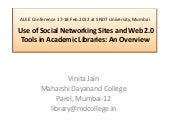 Use of Social Networking Sites in A...