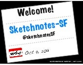 Sketchnotes-SF : Meetup 2 [Thu Oct ...