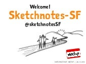 Sketchnotes-SF Meetup :: Round 20 :: Basic Practice [Wed Jul 16, 2015]