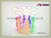 Snw   introduction to facebook for ...