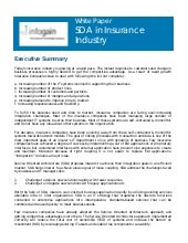 SOA In Insurance Industry 0.2
