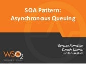 SOA Pattern-Asynchronous Queuing