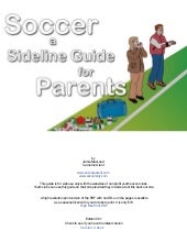 Soccer a  guide for parents- by Jos...