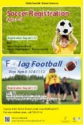 Soccer and Flag Football Registration