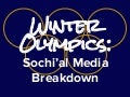 Sochi'al Media Statistics from the 2014 Winter Games