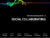 Social Collaborating